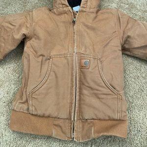 Boys Carhartt Coat